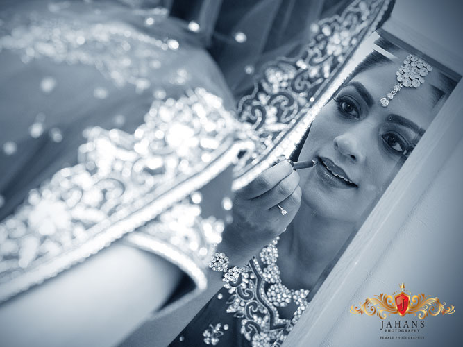 Desi Asian Muslim Wedding Photography Female Photographer