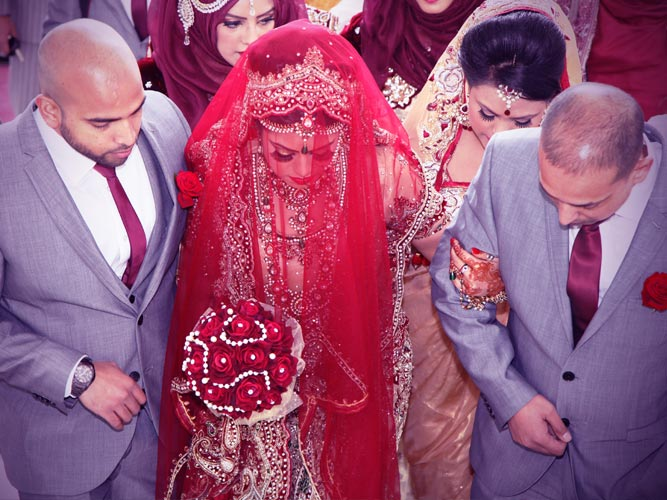 Bengali Muslim Bridal Wedding Photography Female Islamic Photographer